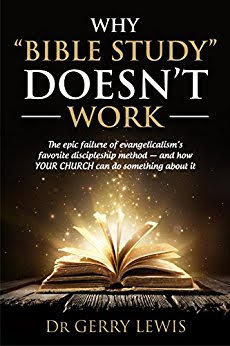 Why Bible Study Doesn't Work